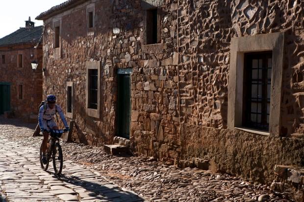 The village of Castrillo de los Polvazares.
